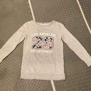 Kids size 10-12Y H&M crew neck sweater